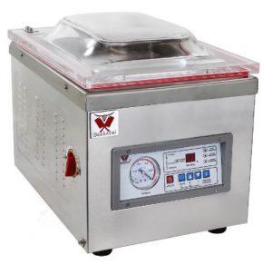 Komorová vakuová balička BEEKETAL D260Z, profi vakuovačka potravin